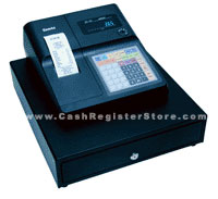 Sam4s ER-265 Cash Register (w/ Free Lifetime Technical Support)