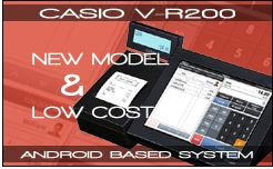 Casio V-R200 Android Tablet