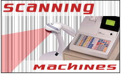 Scanning Cash Registers
