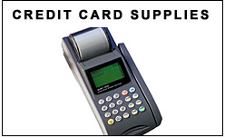 Credit Card Terminal Supplies